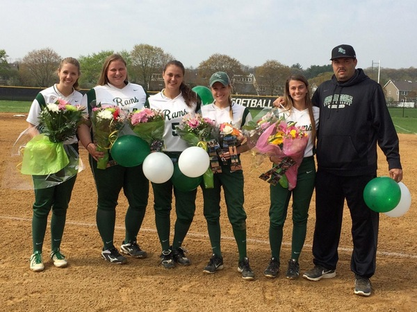 FSC Sweeps Yeshiva on Senior Day