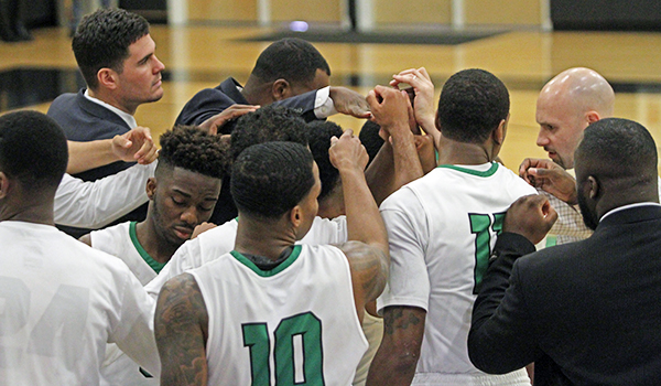 Devils' Hot Shooting Hands Wilmington Men's Basketball 91-80 CACC Loss