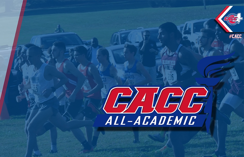 20 STUDENT-ATHLETES NAMED TO  2018 CACC MEN'S CROSS COUNTRY ALL-ACADEMIC TEAM