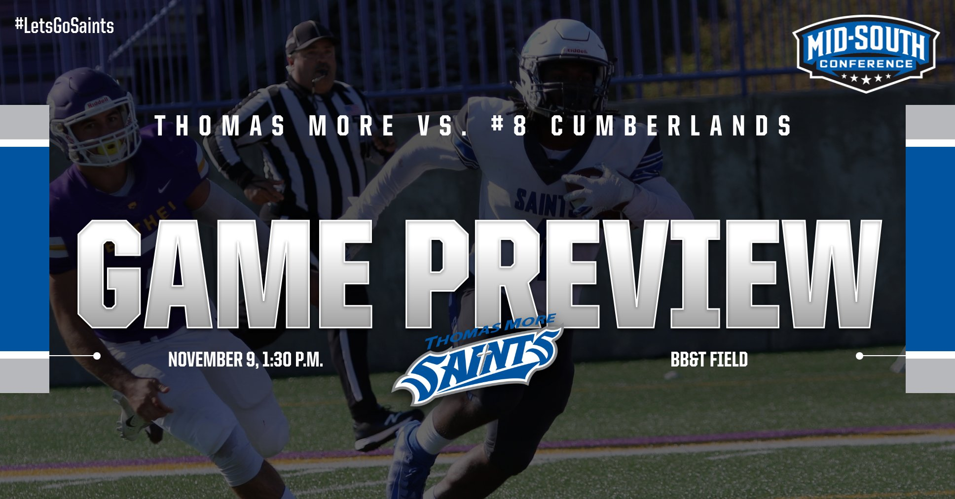 Thomas More Hosts No. 8 Cumberlands on Military Appreciation Day