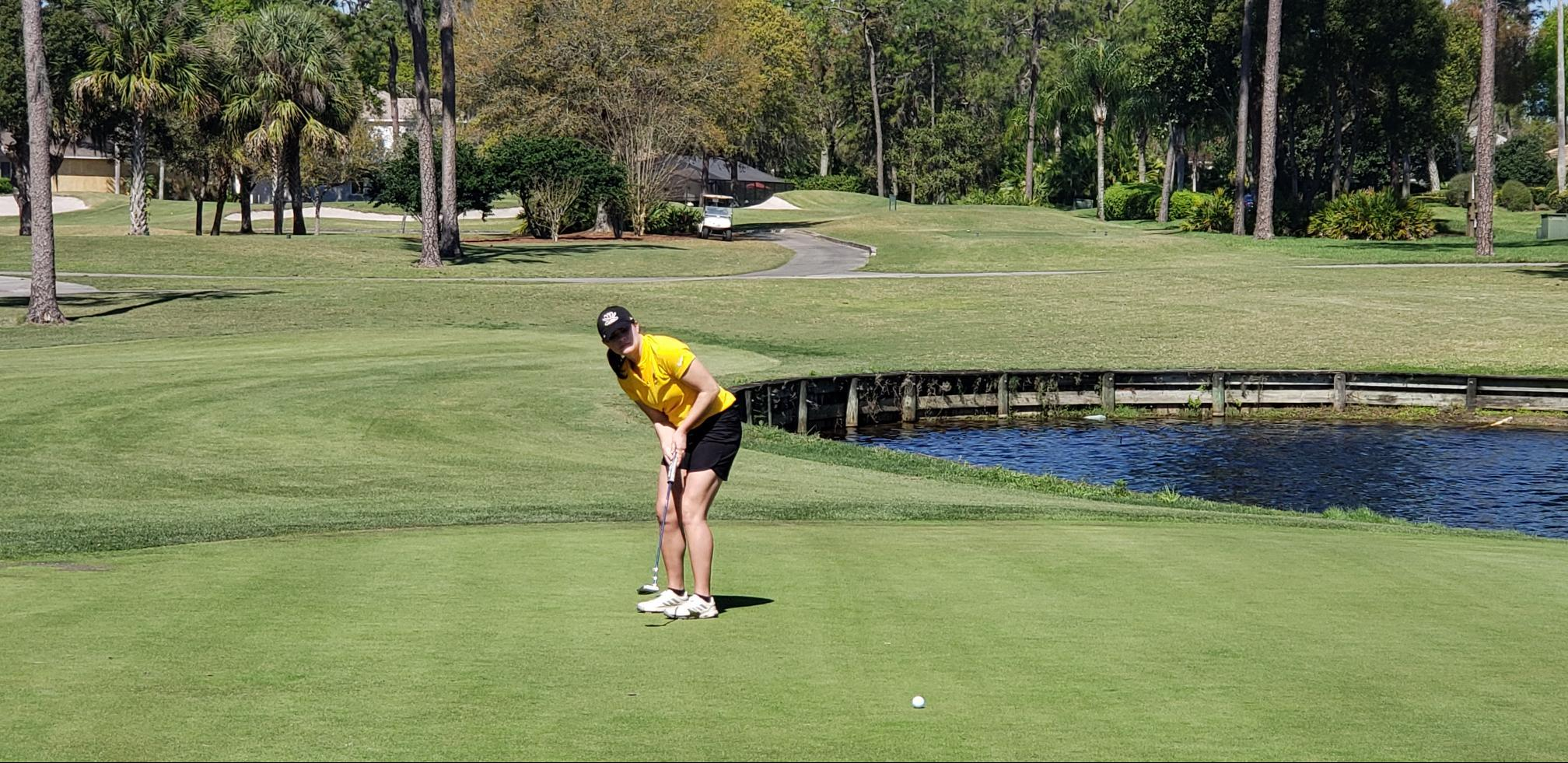 Women's Golf Wraps up Spring Kickoff