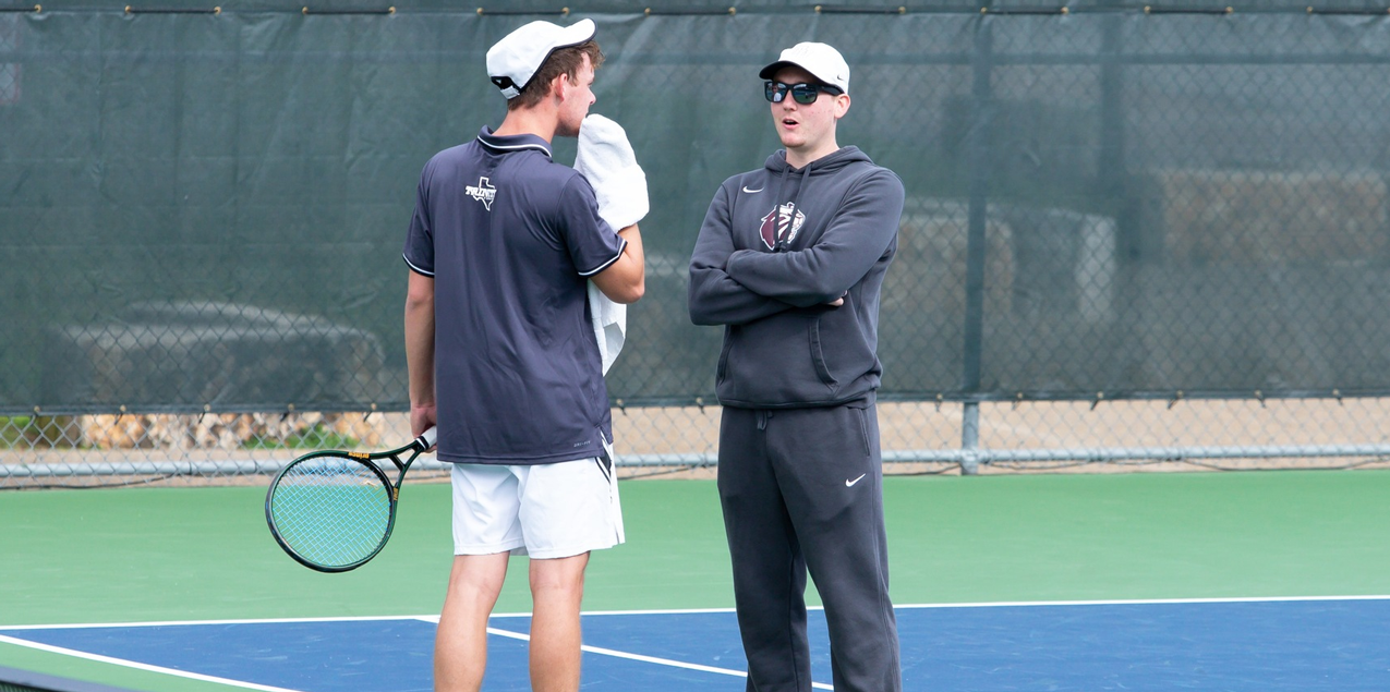 George Rivers Named ITA D-III Assistant Coach of the Year