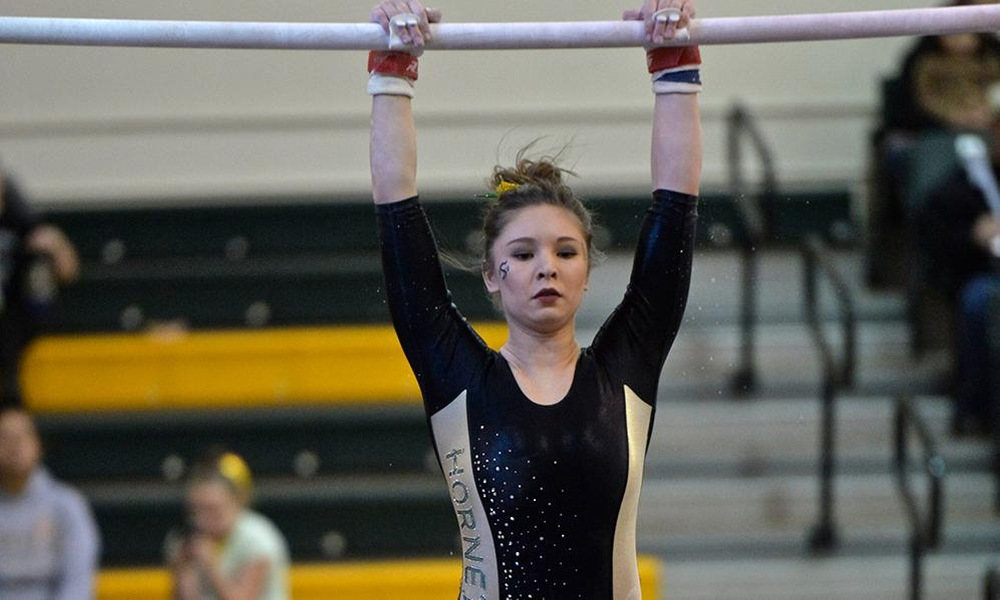GYMNASTICS SUFFERS SET BACK AT SAN JOSE STATE