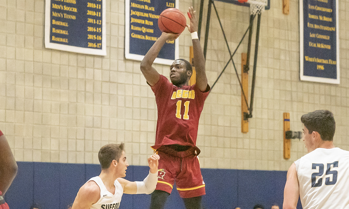 Men's Basketball Loses to Johnson & Wales