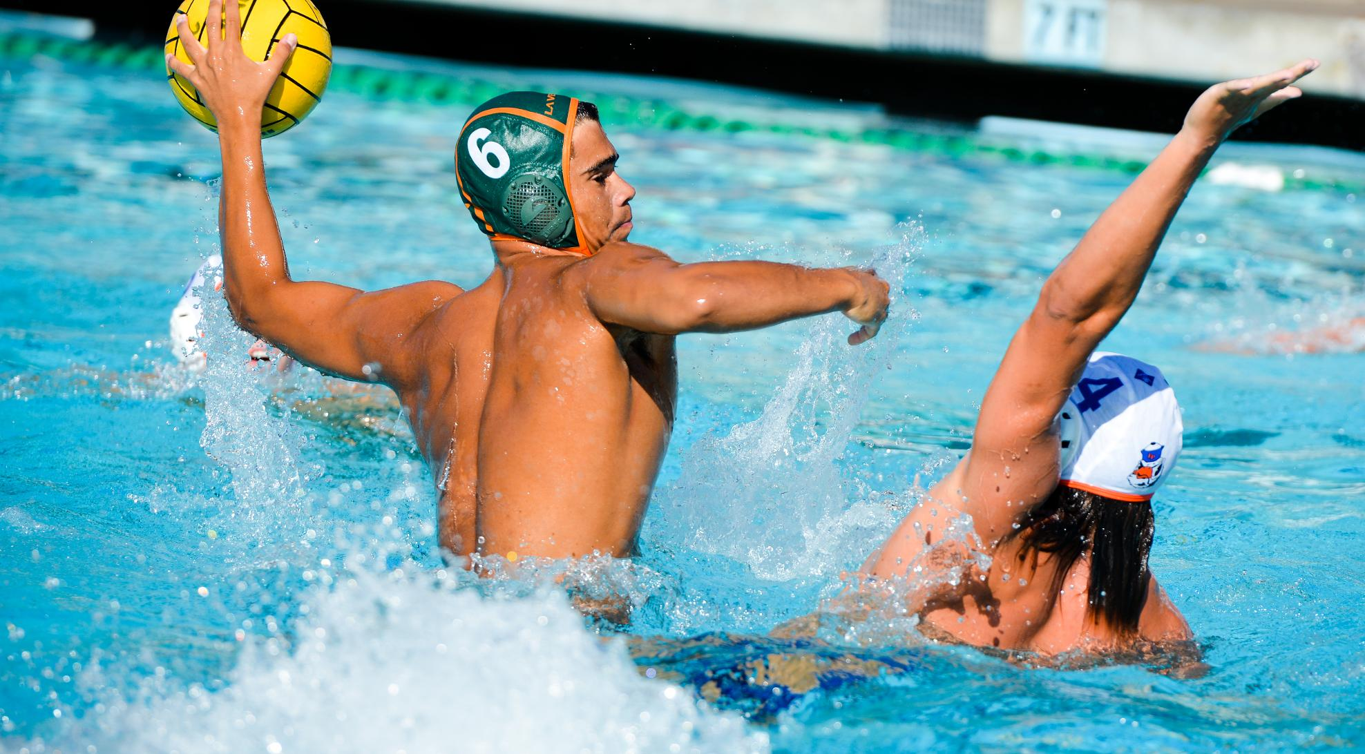 Men's Water Polo drops two on final day of Gary Troyer Tournament