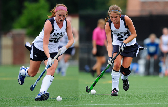 Fisher, Willert Selected for NFHCA Senior Game