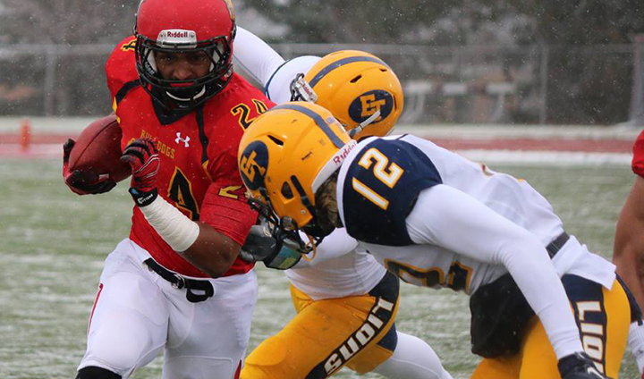 Big Second Half Lifts Ferris State Football To First Playoff Win Since 1996!