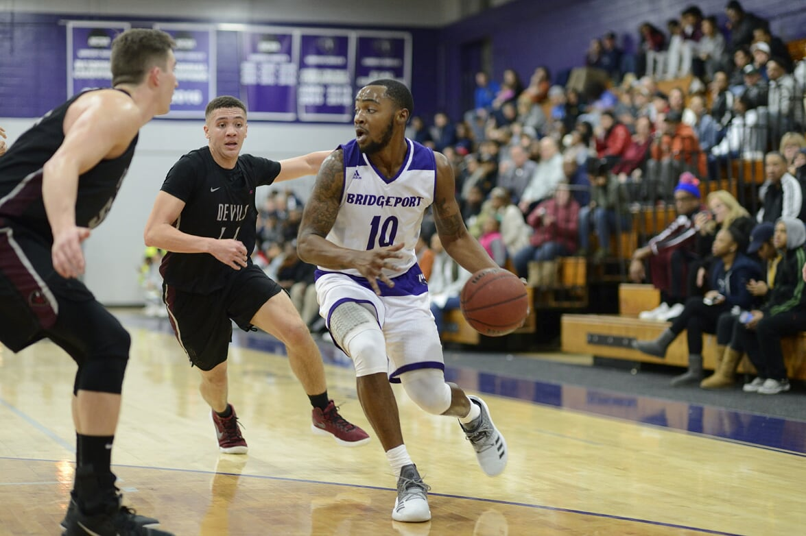 Men's Basketball Edged Out By Daemen, 87-85, In ECC Clash