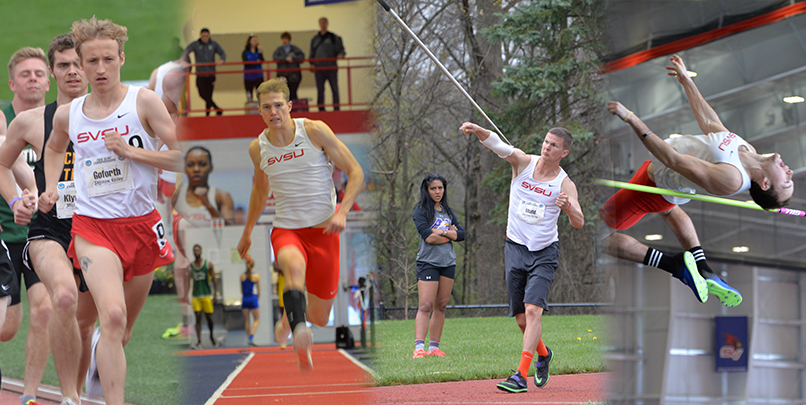 Four Cardinals to Compete at Outdoor Track & Field Championships