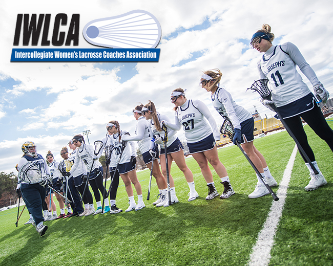 Women's Lacrosse Places 8 on IWLCA Academic Honor Roll