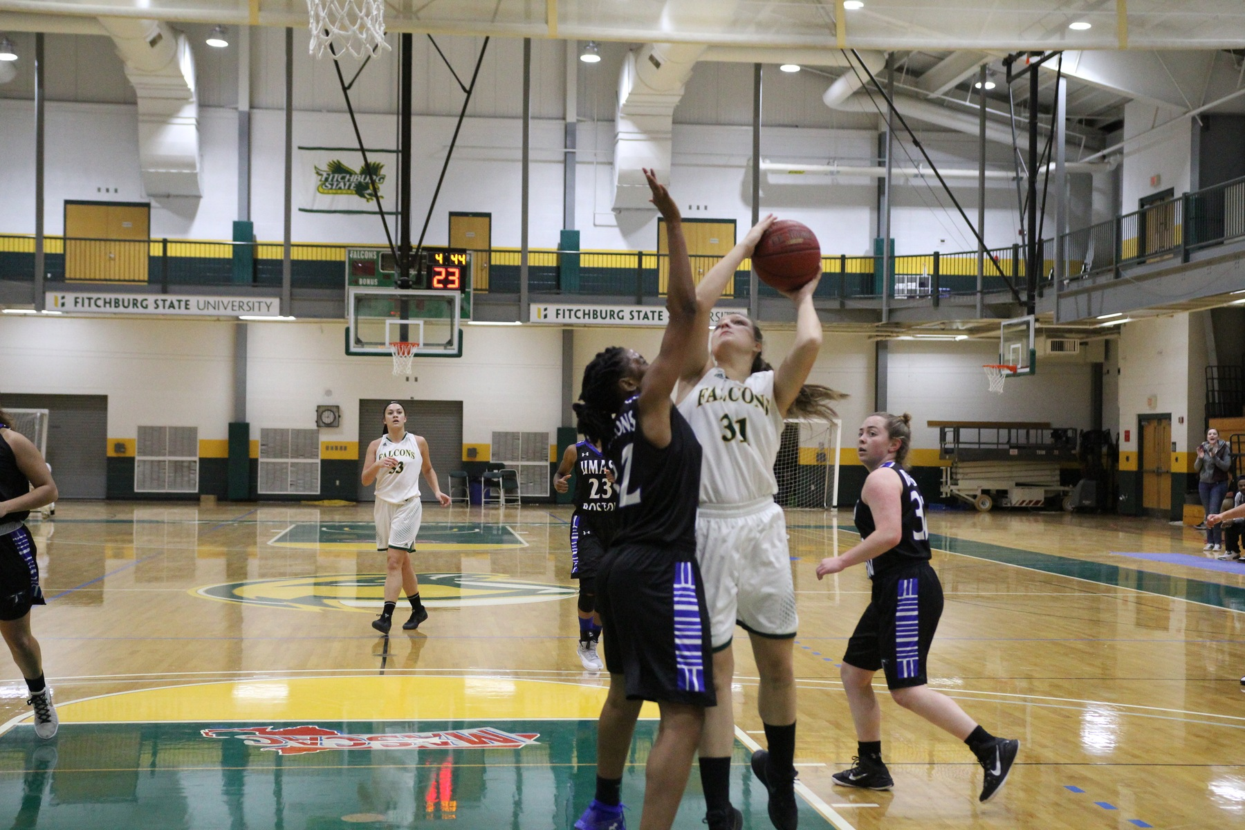 Fitchburg State Upended By MCLA, 62-38