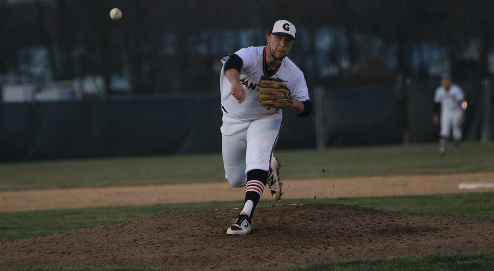 Baseball eliminated by Spalding in SLIAC tournament