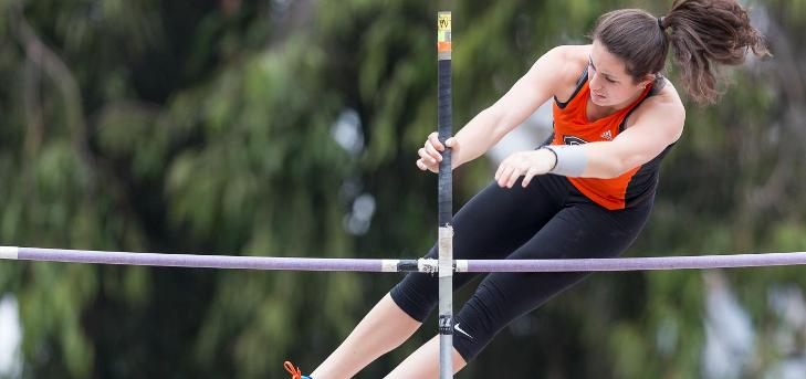 Braun, Tigers in Second After SCIAC Day 1