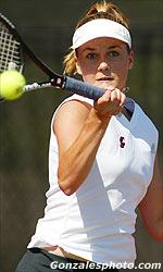 Women's Tennis Falls to Pepperdine