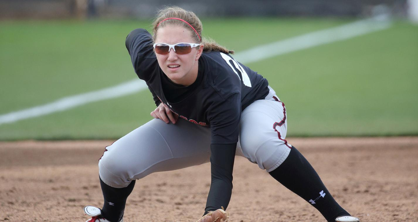 Bronco Softball Falls to Princeton in San Jose