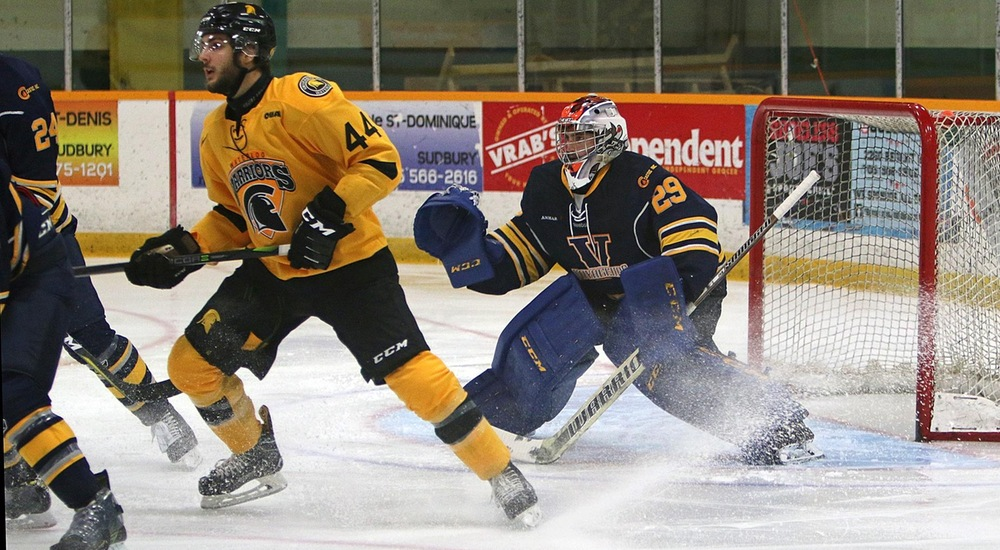 MHKY | Voyageurs Skid Hits Eight