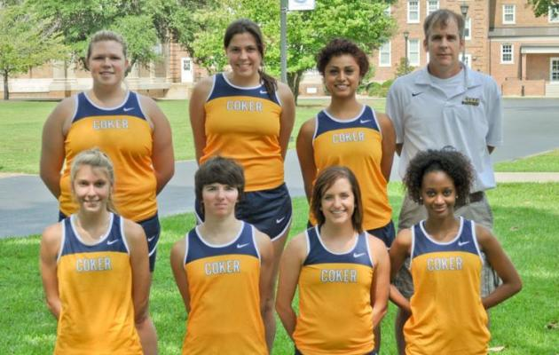 Coker Women's Cross Country Team Named Division II All-Academic Team