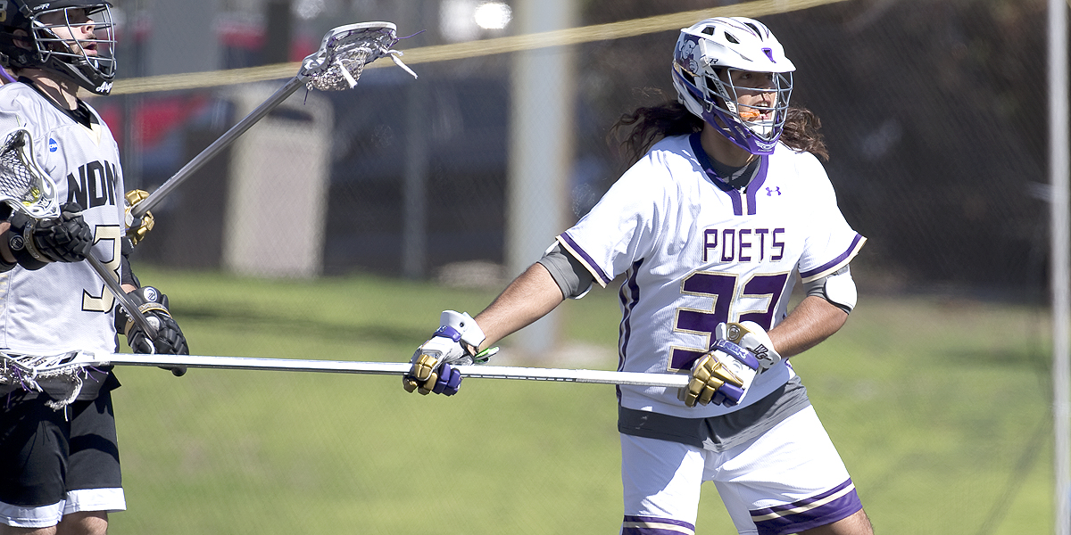 Poets battle with Union in 12-10 loss