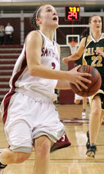 Santa Clara Women Claim 80-72 Win Over Washington State