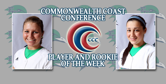 Michael and DiBella named CCC Player and Rookie of the Week