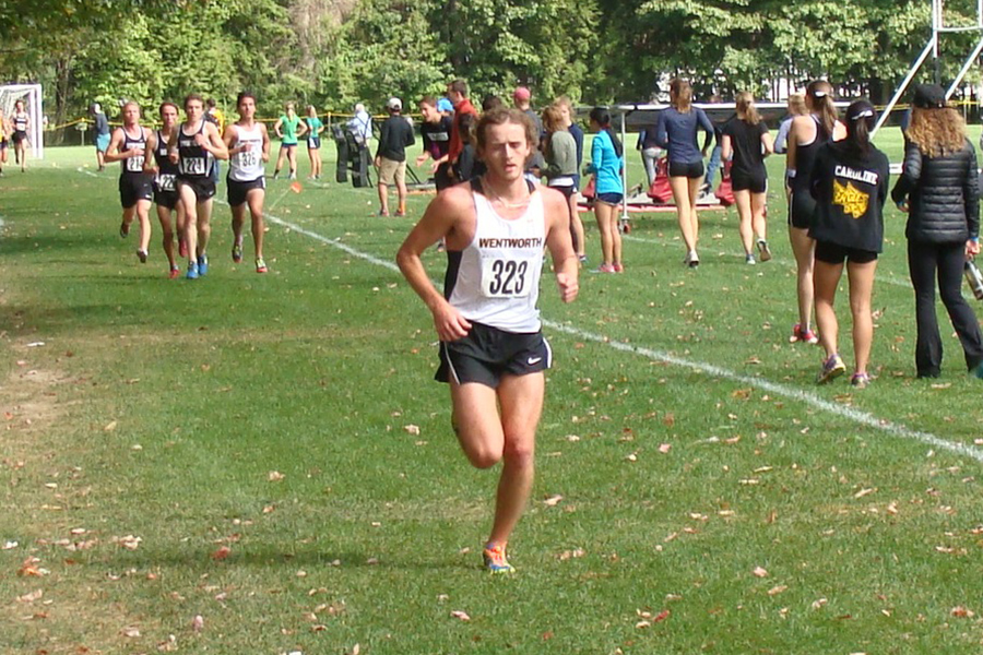 Cross Country Places in Upper Half at James Early Invitational