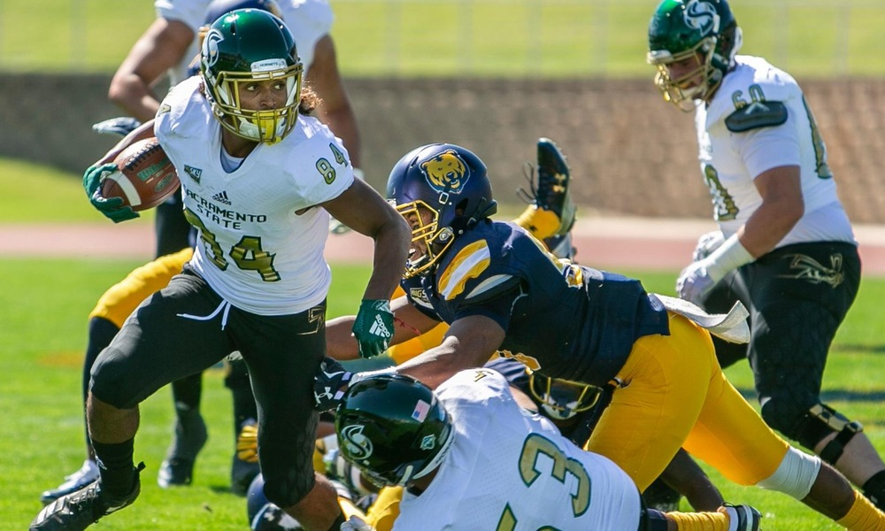 FOOTBALL FIGHTS BACK FOR 28-25 ROAD WIN AT NORTHERN COLORADO