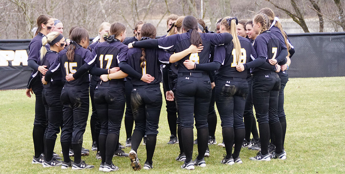 Softball Projected Second in G-MAC Coaches Poll, Receive Three First Place Votes