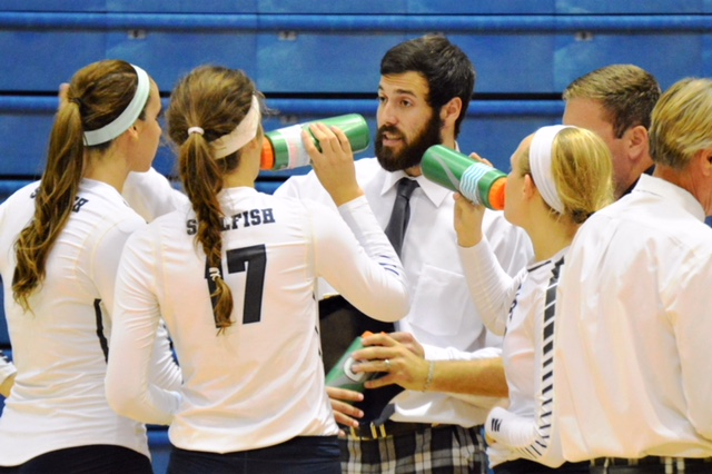 Friddle Named Head Men's Volleyball Coach