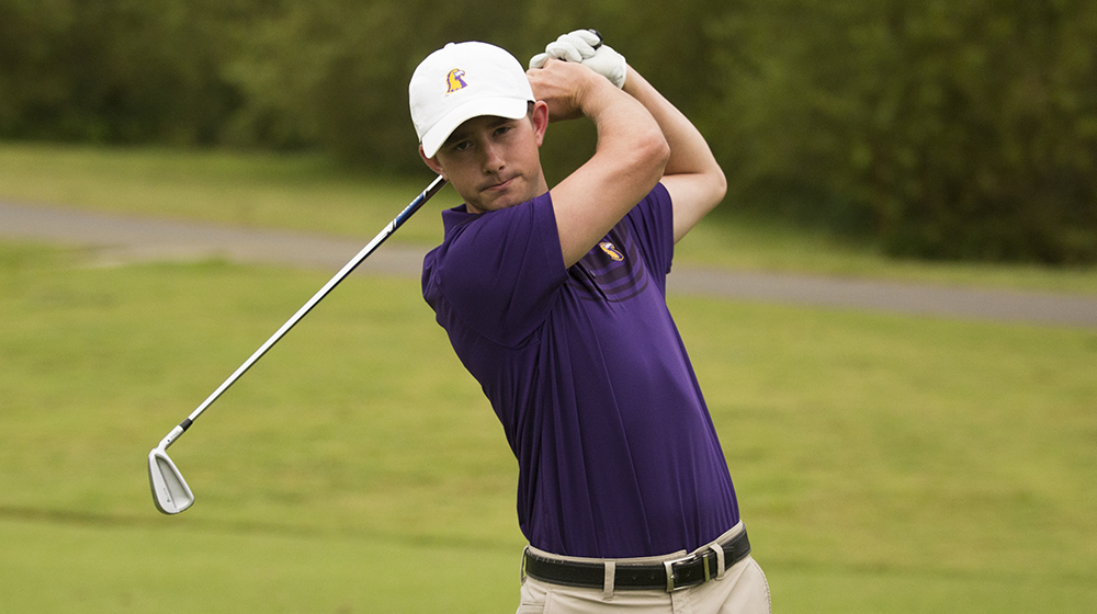 Tech men's golf team ties for 10th at EKU Raising Canes Intercollegiate