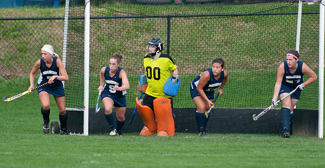 Field Hockey Falls to Susquehanna, 2-0