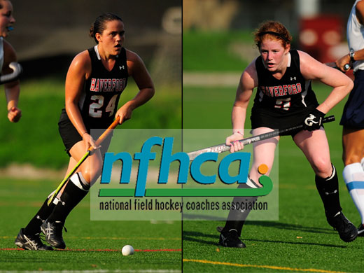 Haverford senior duo named 1st-team all-region