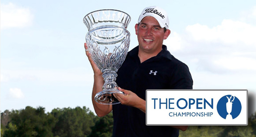 Stallings in his fourth Major, tees off Thursday in British Open