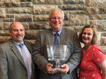 BEHREND HOLDS ONTO PRESIDENTS CUP FOR ANOTHER YEAR