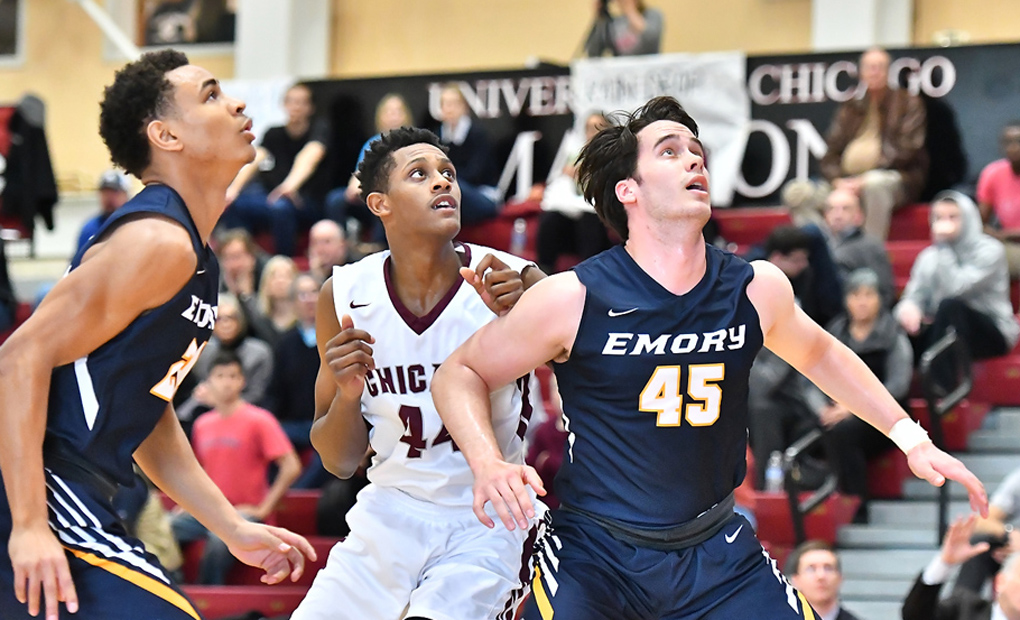 Emory Men's Basketball Preps For LaGrange College's Lee Richter Classic
