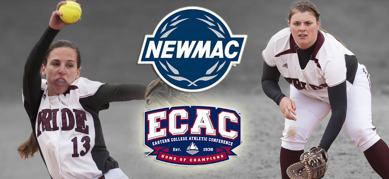 Loda and Drobiak Garner NEWMAC Softball Weekly Honors; Loda Recognized by ECAC