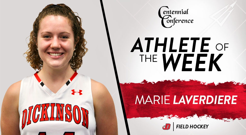 Laverdiere Named CCFH Offensive Player of the Week