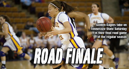 Final road game of regular season awaits Golden Eagles