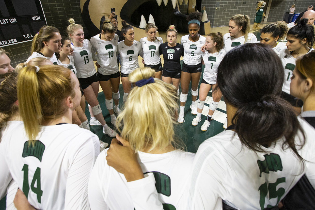 Ohio Volleyball Places Five On 2019 Academic All-MAC Team