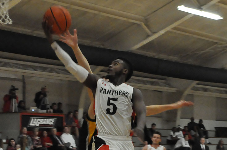 Men's Basketball: Panthers top Piedmont 96-90 to finish regular season, eye upcoming USA South tournament