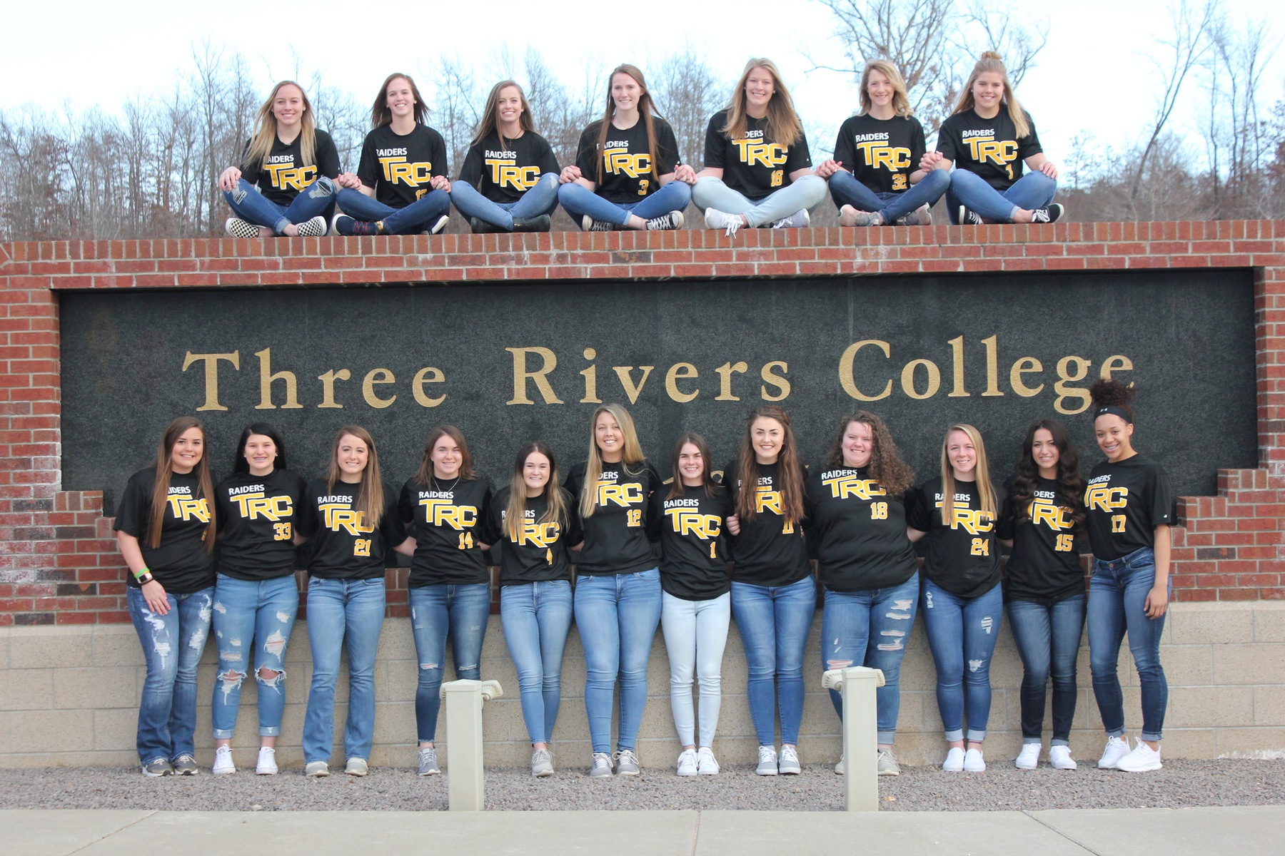 Three Rivers softball sweeps season-opening doubleheader