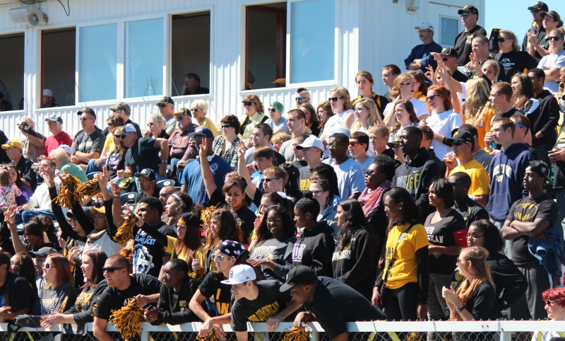 Football vs. Findlay Information Page - Thursday, Oct. 17