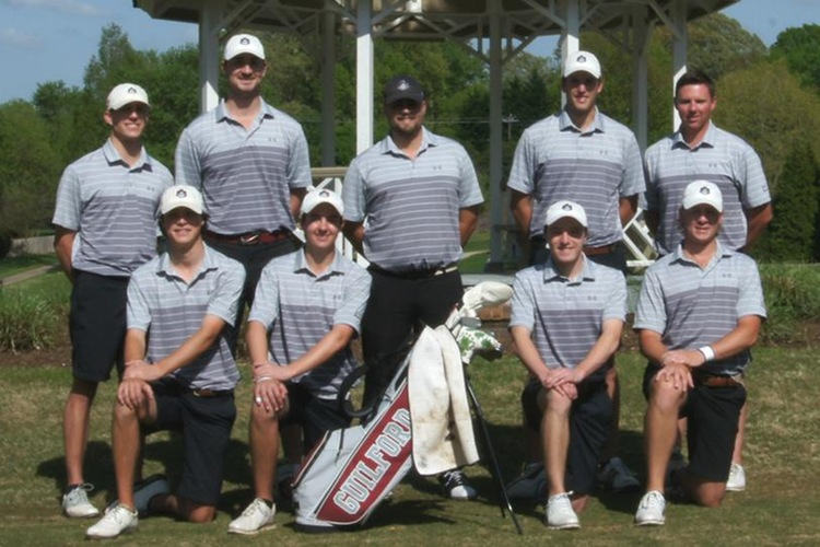 Quakers Earn Bid to NCAA Division III Men's Golf Championships