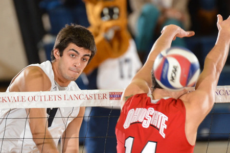 No. 14 Penn State Closed Out Regular Season With 3-0 Win Against NJIT