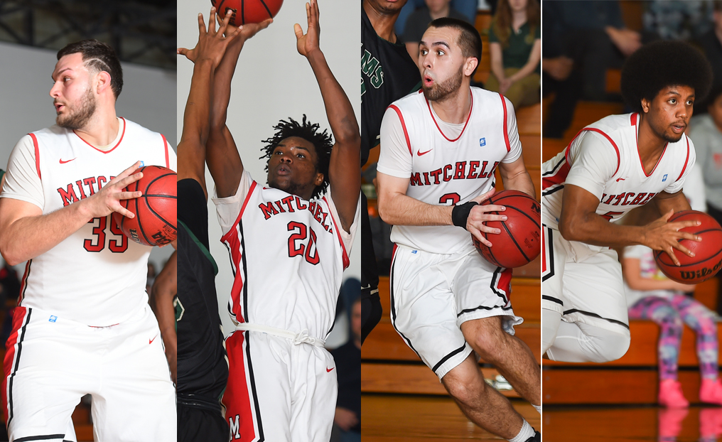 NECC Recognizes Four From MBB