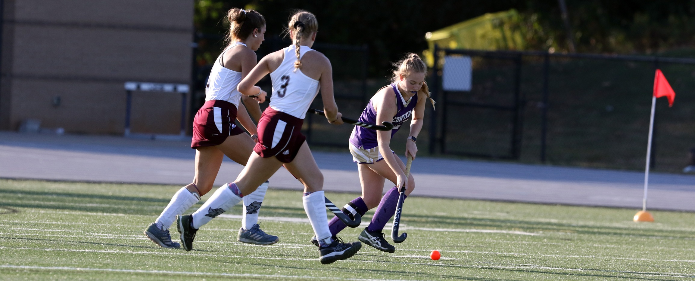 Converse Field Hockey Falls On Golden Goal In Overtime