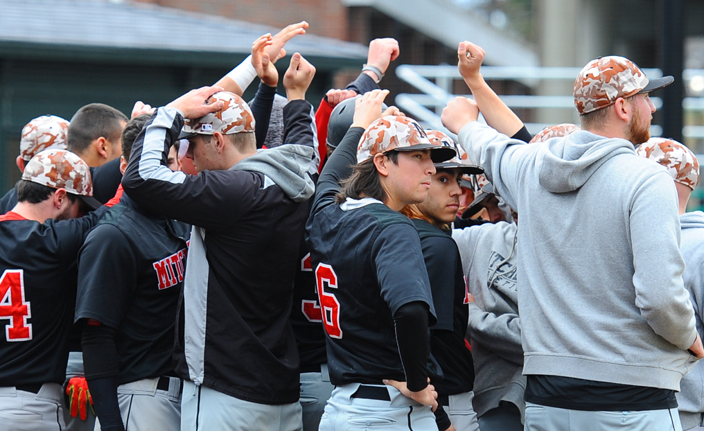 Weather Forces Revised Schedule for NECC Baseball Championship
