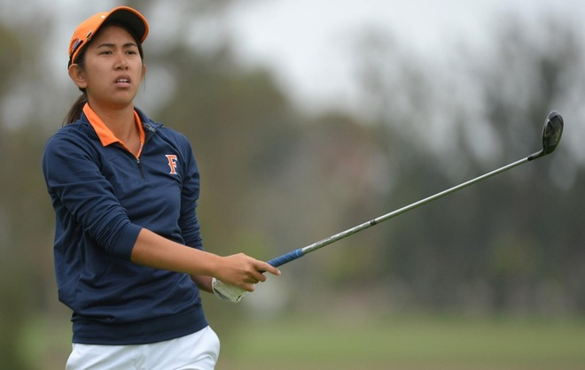 Women's Golf in 12th Place After Two Rounds at Battle at the Rock