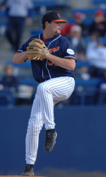 Miller Named Big West Pitcher of the Week