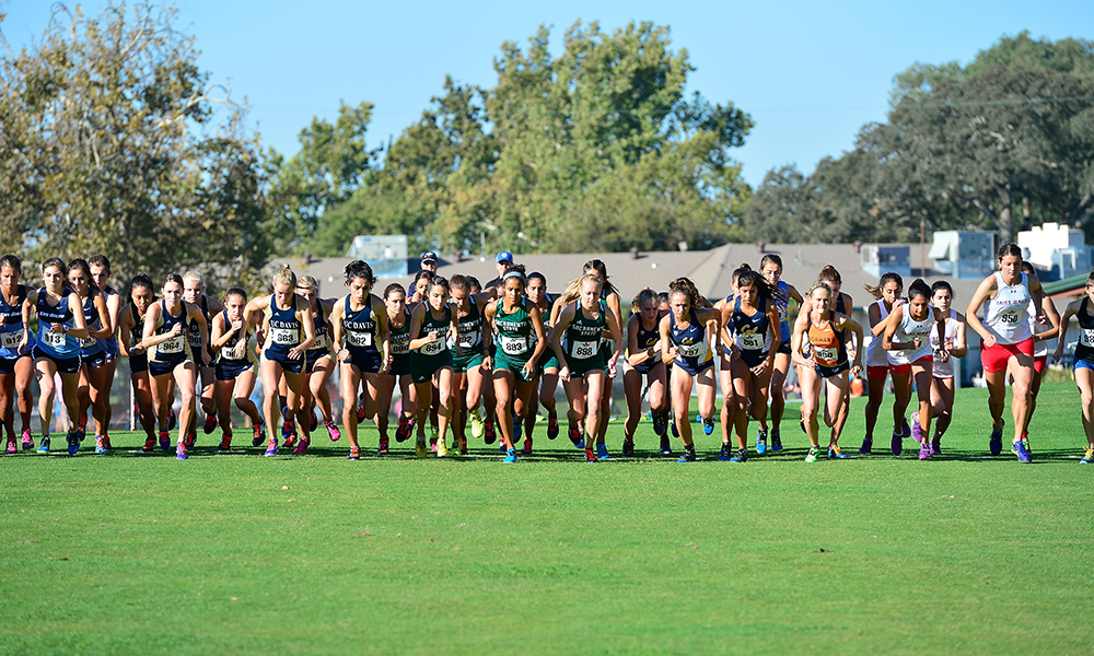 CROSS COUNTRY HOSTS CAPITAL CROSS CHALLENGE ON SATURDAY
