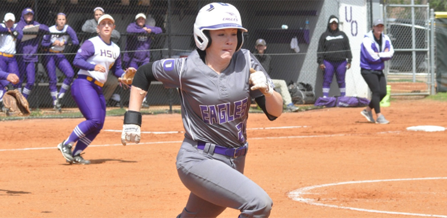 No. 3 UT-Tyler Takes Softball Double-Header
